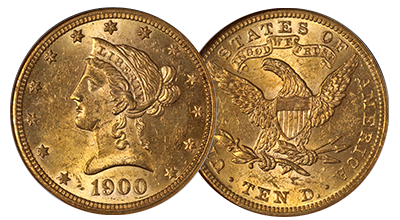 $10 Liberty Gold Coin
