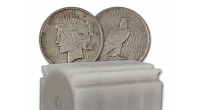 Peace Dollar Rolls