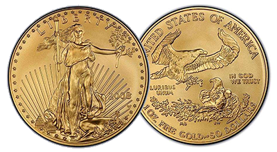 Mint State Gold Eagles