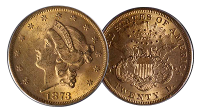 $20 Gold Liberty