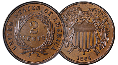 Two Cent Piece
