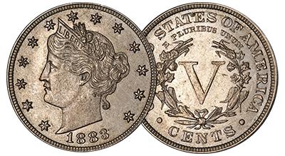 Liberty Head Nickels