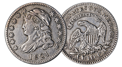 Capped Bust Dimes