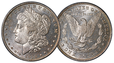 Uncertified Morgan Dollars