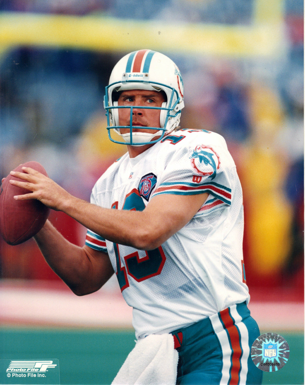 Dan Marino Miami Dolphins 8x10 Photo AAFA020