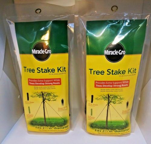 Tree Staking Kit (Miracle-Gro)
