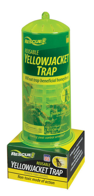 Rescue Yellowjacket Trap