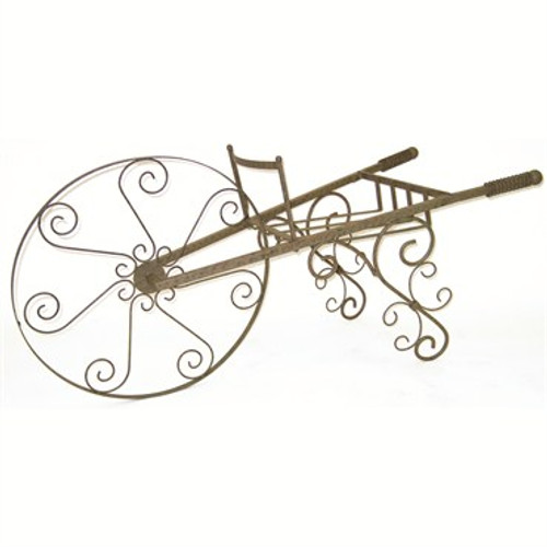 Wheel Barrow Plant Stand Ant Willow