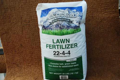 22-4-4 Arctic Gro Lawn Fertilizer 40#