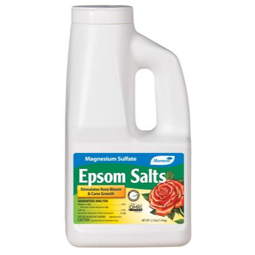 Epsom Salts 4#