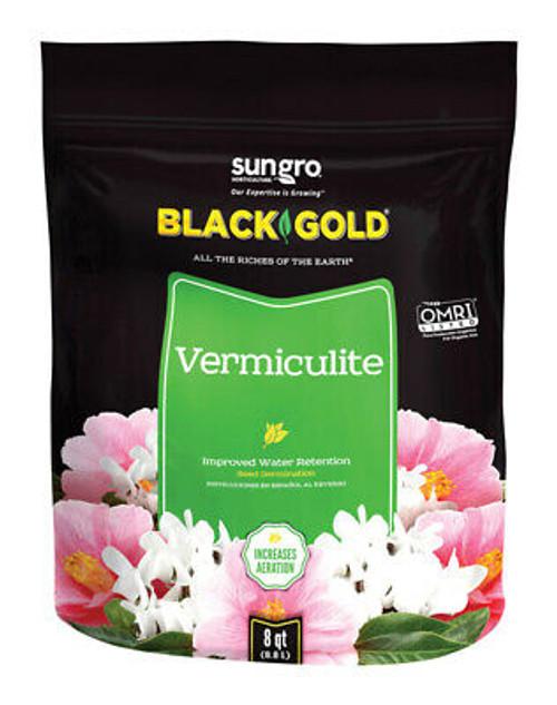 Black Gold Vermiculite 8 Quart