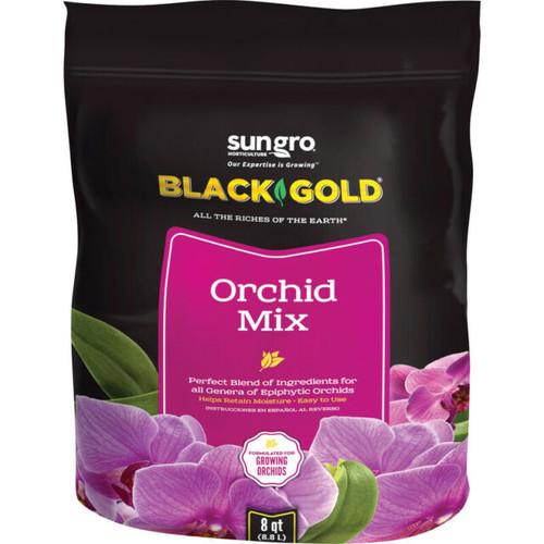 Black Gold 8 Qt Orchid Mix
