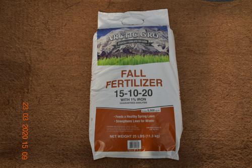 15-10-20 Fall Fertilizer 25#
