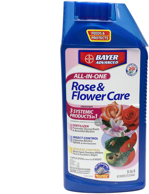 All-In-One Rose & Flower Care Concentrate 32oz