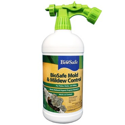 Moss, Mold, and Mildew Control Ready to Spray 32oz (GreenClean)