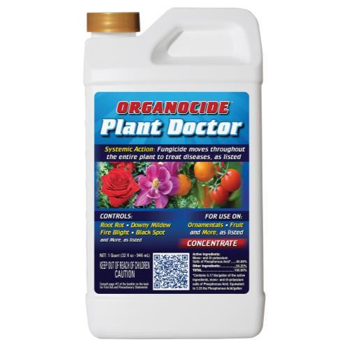 Plant Doctor Systemic Fungicide Quart