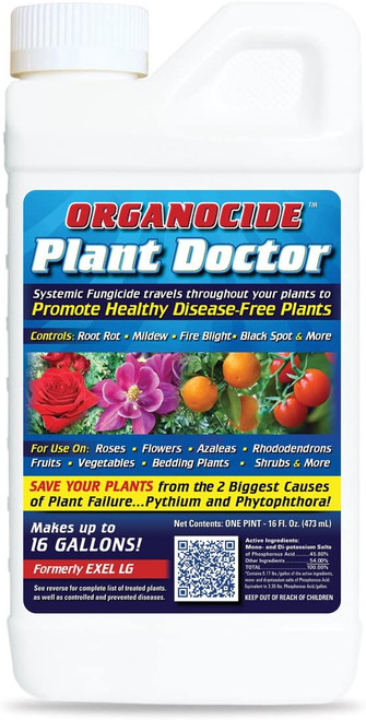 Plant Doctor Systemic Fungicide Pint
