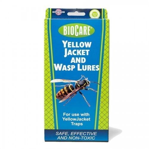 Yellow Jacket & Wasp Lures