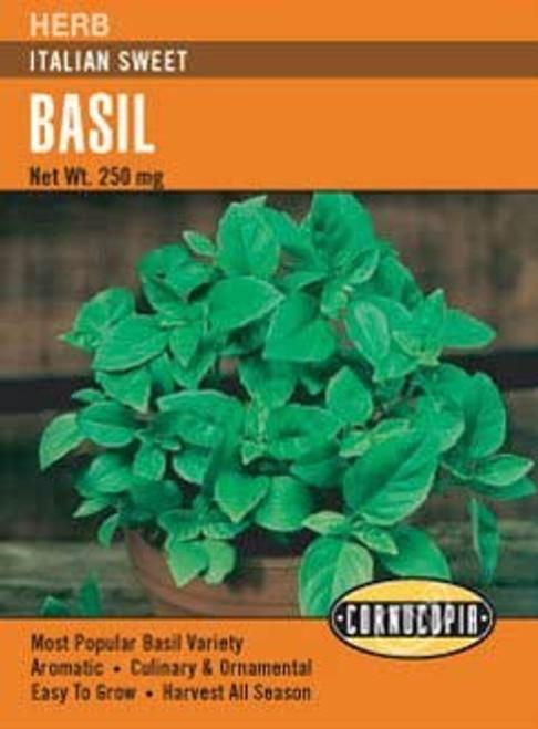 Basil Italian Sweet