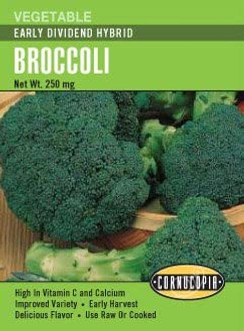 Broccoli Early Dividend Hybrid