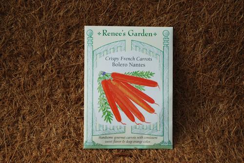 Carrot Bolero Nantes French
