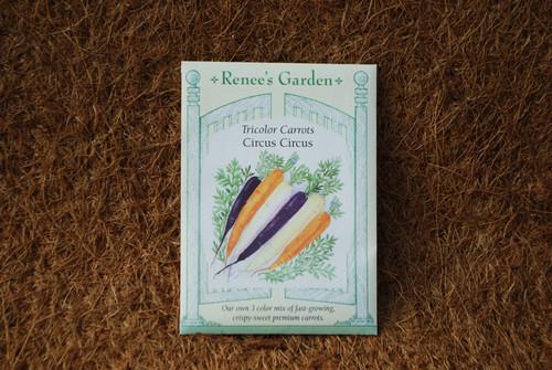 Carrot Circus Circus Tri-Color