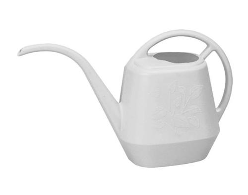 Watering Can 56oz Casper White