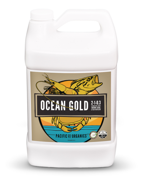 Ocean Gold 2-1-.3 Quart