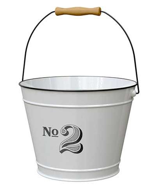 "10"" Milkhouse Bucket Planter"