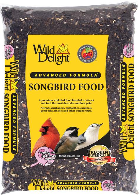 Songbird Food 8#