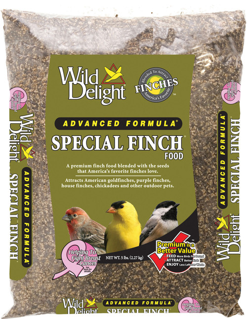 Special Finch Bird Food 5#