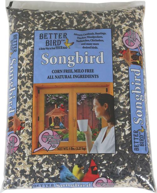 Better Bird Songbird Food 5#
