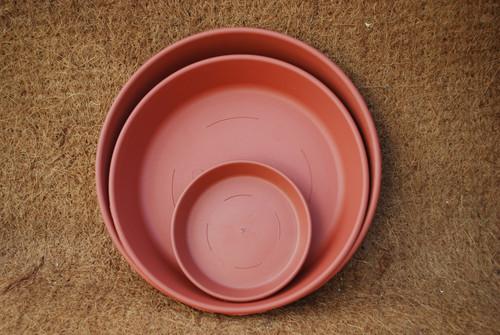 """Deep Saucer Clay 14"""""""