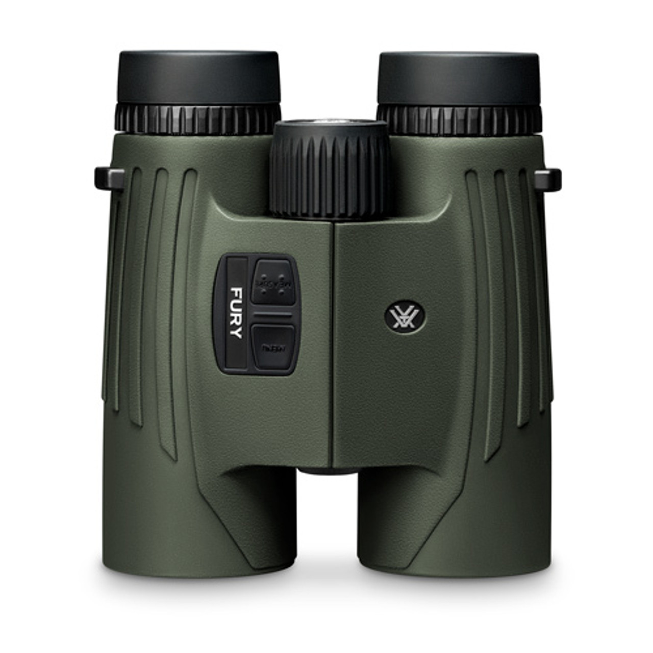 High quality optics and long-distance ranging capability come together in our all-new Vortex Fury™ HD 5000 10x42 Laser Rangefinding Binocular.