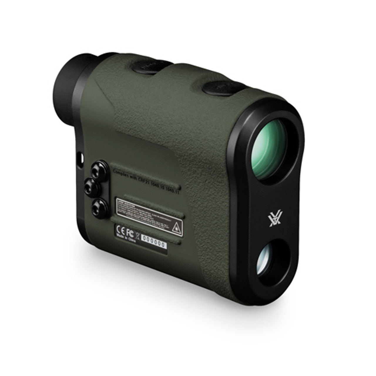 Vortex Ranger 1800 Rangefinder with a lifetime warranty , targets your buying price and long distance objects.