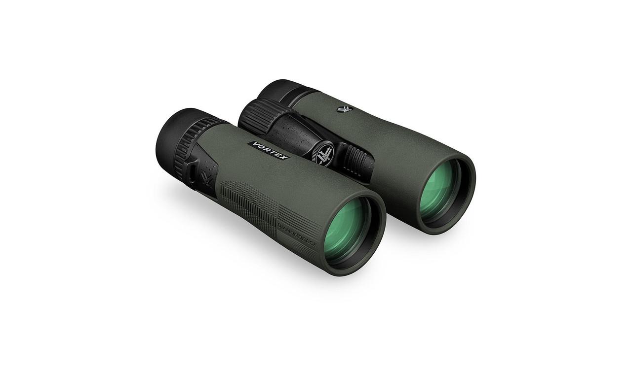 Vortex Diamondback HD 10X42 Binocular DB-215 with GlassPak carry harness