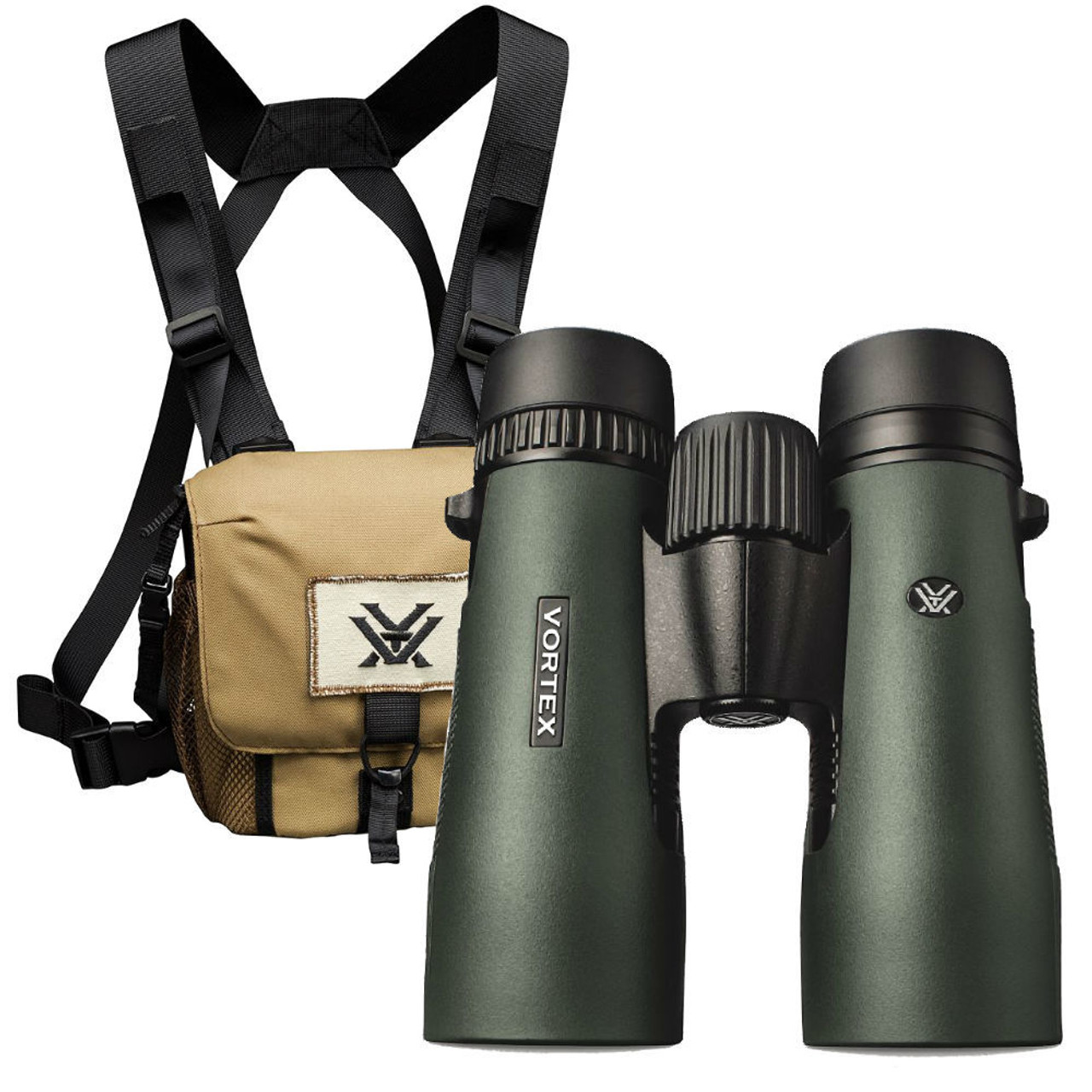 2019 Vortex Diamondback HD 8x42 Binocular DB-214