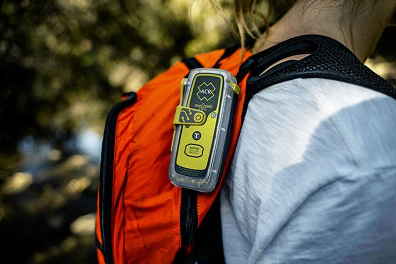 ACR ResQLink 400 NZ Personal Locator Beacon (PLB) Survival Kit