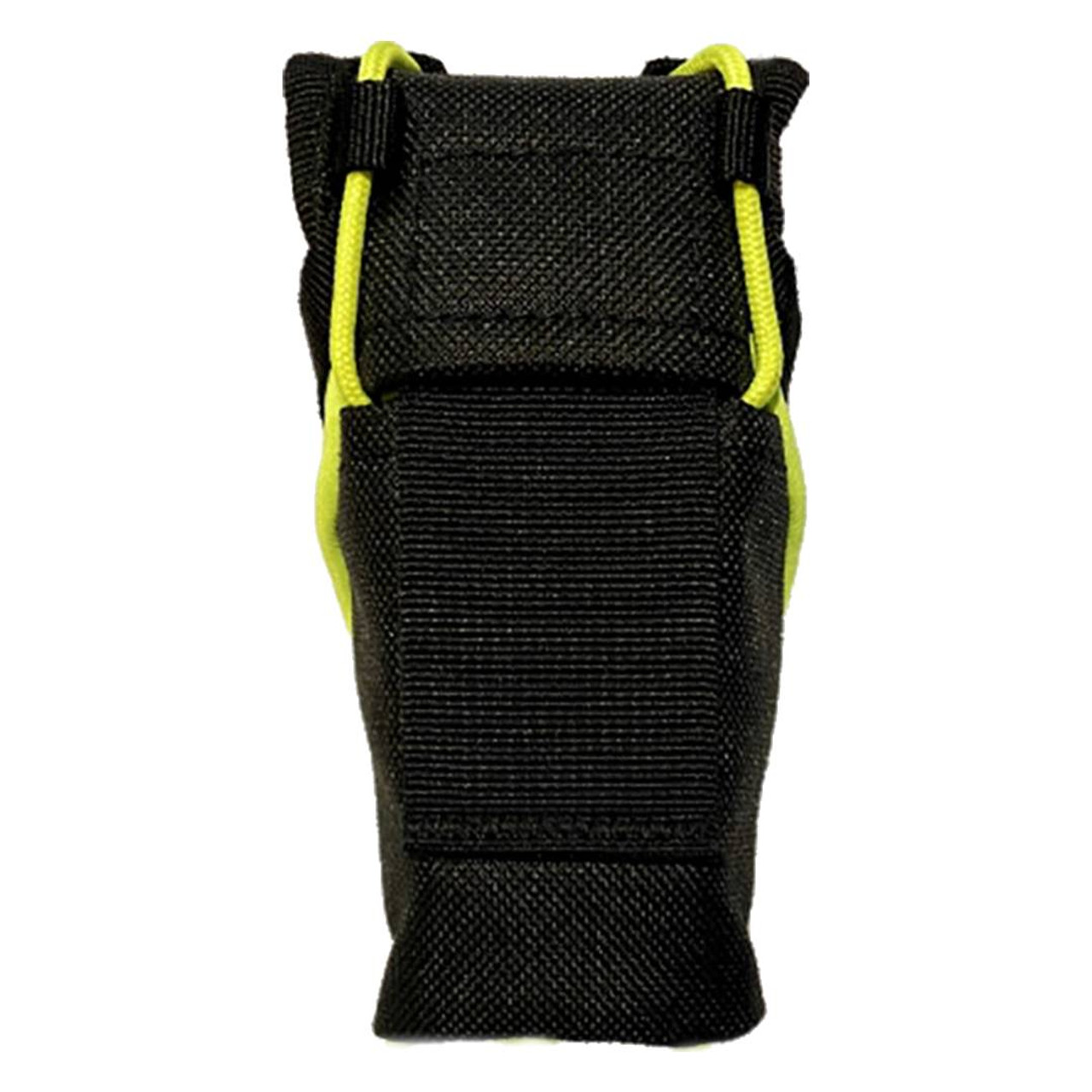 Adjustable Belt Loop - Simply open the Velcro to release the end of the loop fit almost any belt or fixing point.