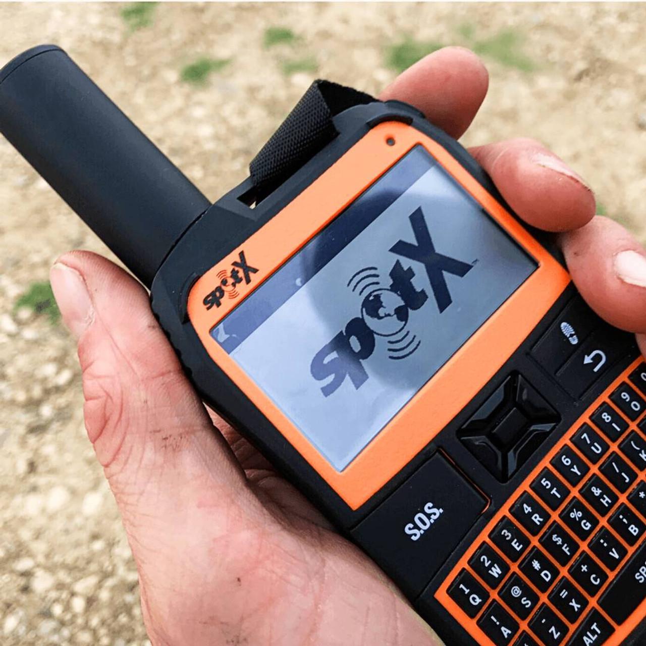 SPOT X 2-Way Satellite Messenger with Bluetooth