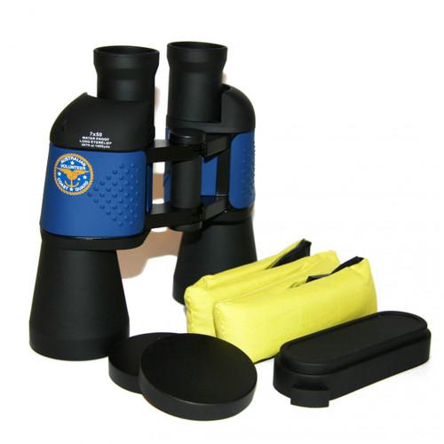Binocular 7x50 Fixed Focus Itec Aust Coast Guard Marine Waterproof