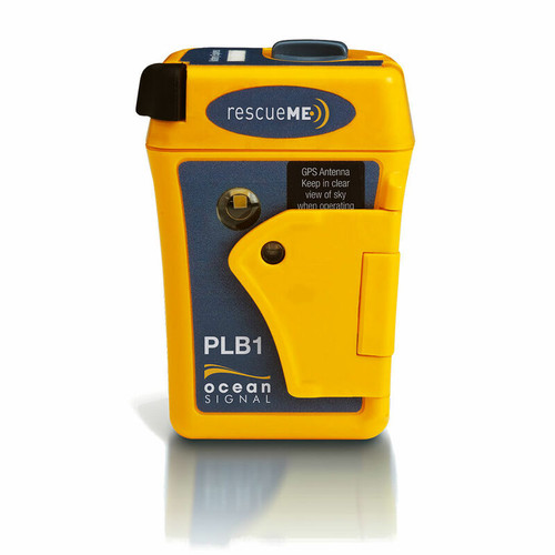 Ocean Signal rescueMe PLB1 is a very small global use safety device when activated in New Zealand and around the world.