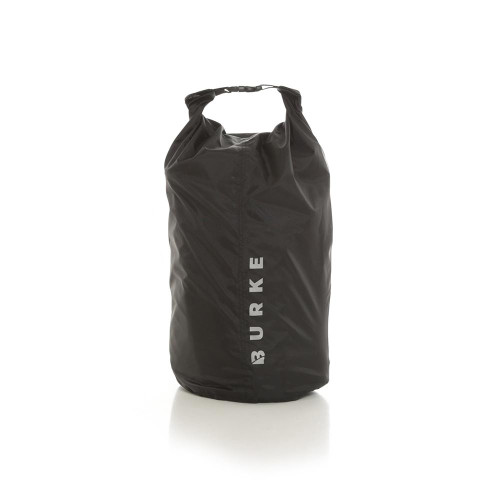 Burke 13.3L Roll Top Black Dry Grab Bag