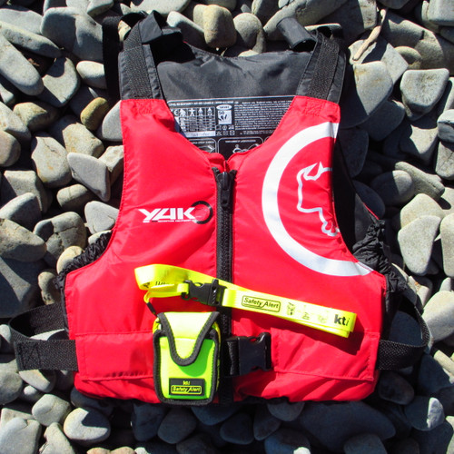 KTI Safety Alert Marine Pouch is designed to suit the SA2G & SA2GN Personal Locator Beacon attached to your lifejacket.