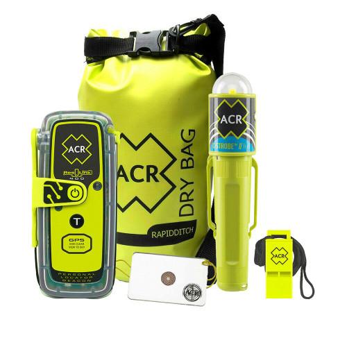 ACR ResQLink 400 NZ Personal Locator Safety Beacon - PLB Survival Kit