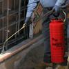 Chapin 1949 3.5-Gallon Industrial Concrete Open Head Sprayer - Use
