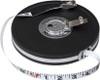 Fiberglass Tape Measure, Metal Case - 100'/30m
