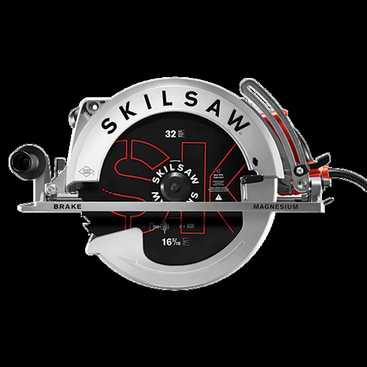 "Skilsaw 16-5/16"" Magnesium Super Sawsquatch / Big Foot Circular Saw"