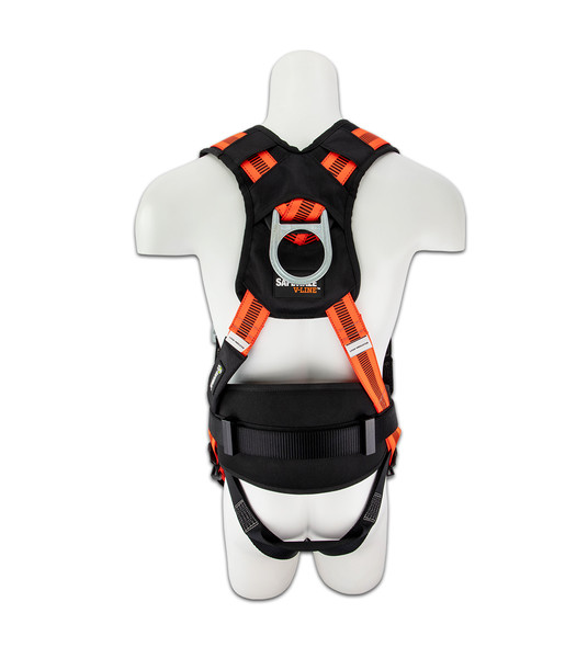 SafeWaze V-LINE Construction Harness Rear