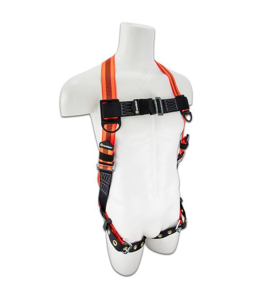 SafeWaze V-LINE Harness with Grommet Legs Front